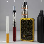 types of ecigs
