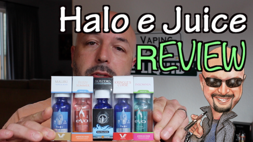 halo e juice review best vape juice