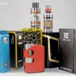 Some of the many sub ohm devices available at Direct Vapor.