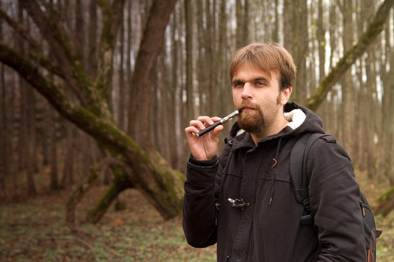 vaping banned from national parks