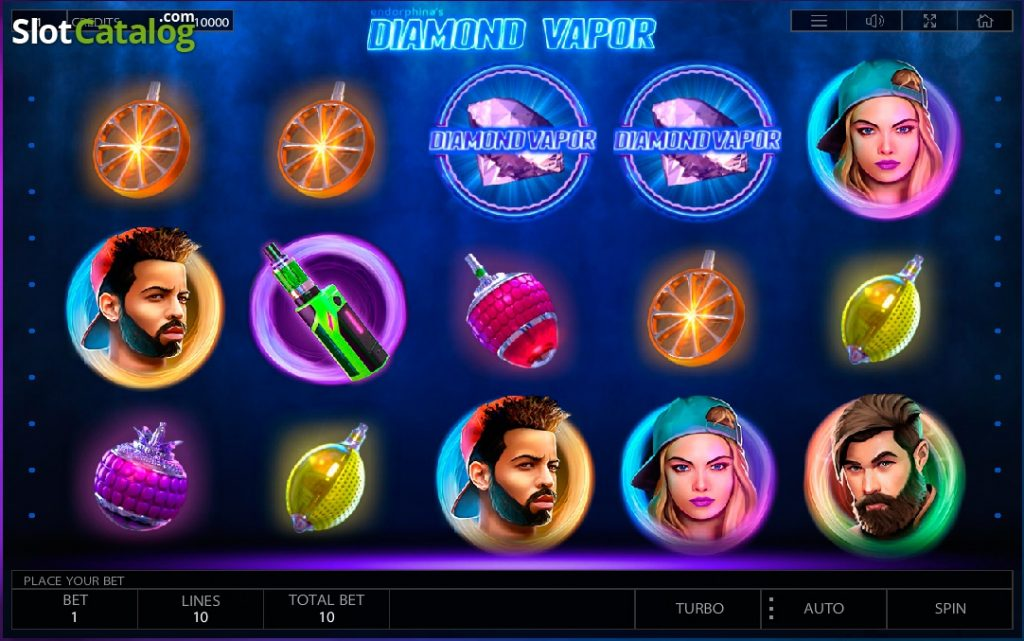 Diamond Vapor Slot Machine Online ᐈ Endorphina™ Casino Slots